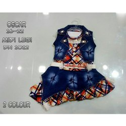 Casual Wear 16-22 Inch Midi Leggin Dress