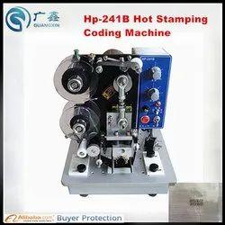 Hot Code Printer