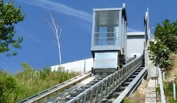 Outdoor Inclined Elevator