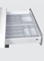 Cutlery Metal Partition 450 mm