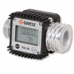 GROZ Digital Diesel Flow Meter, k24