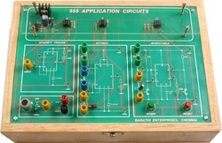 Electronic Timer Using IC-555