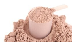 Chocolate Whey Protein Powder, Packaging Type: Plastic Container, 1.1 - 4 Kg