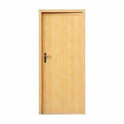 Hinged PVC Fiber Door, For Home, Interior