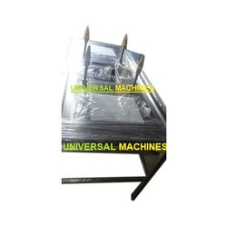 Universal Machines Silver Stainless Steel Deboning Table, For Restaurant, Size: 3-10 Feet(length)