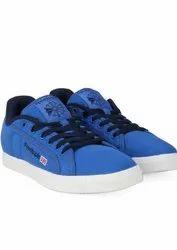 Blue Men Reebok Canvas Shoe