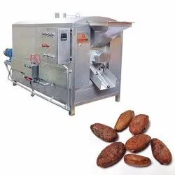 Cocoa Bean Batch Roasting Machine
