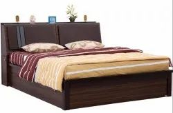 Wooden King Bed PKBS 012
