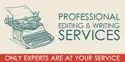 4 - 7 Days Professional Editing And Writing Services