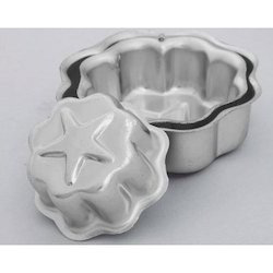 Little Starred Flowers Jelly Pans