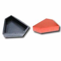 Club Stones Paver Blocks Rubber Mould