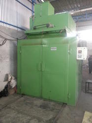 Diesel Fired Powder Coating Oven
