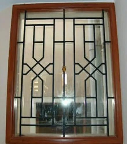 Windows Grill Design At Rs 5000 /no