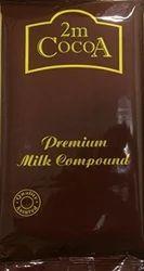 2M Cocoa Milk Compound Chocolate