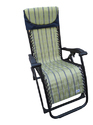 Folding Gravity Recliner Chair-Golden