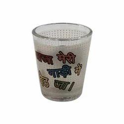 TREO Printed Shot Glass