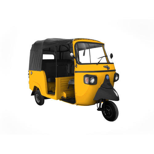 Yellow And Black Ape City Auto Rickshaw Rs 170000 Piece Divya