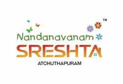 Nandanavanam SRESHTA at Atchuthapuram