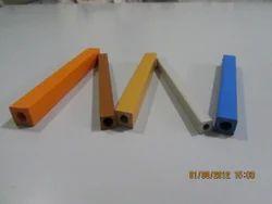 Square PVC Profiles