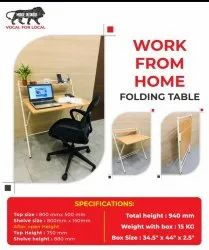 Folding Table Work From Home