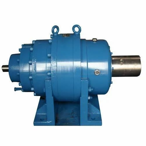 Foot Cum Flange Mounted Planetary Gearbox