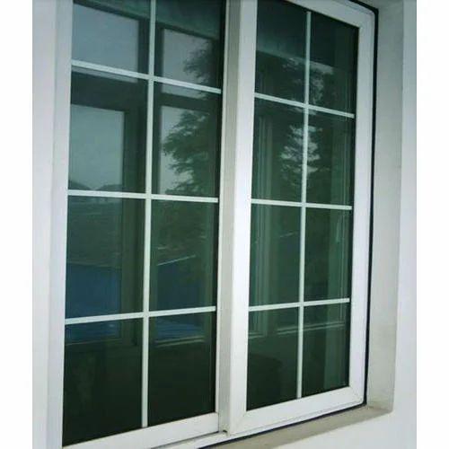Transom Windows: Transparent Plain Sealed Window Glass, Rs 2260 /square