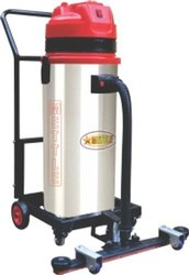 Vacuum Cleaners - Industrial Wet & Dry Vacuum Cleaner- 35Ltr