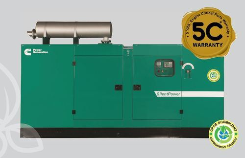 62kva Sudhir Cummins Silent Diesel Generator