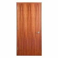 Termite Proof Brown Wooden Flush Door