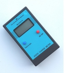Blue Sky Static Charge Meter