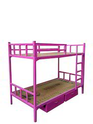Bunk Bed With Locker Box