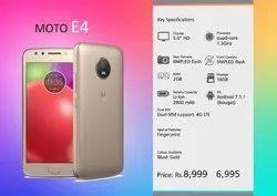 4g MOTO E4, Memory Size: 16GB