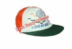 Kids Tri Colour Cap