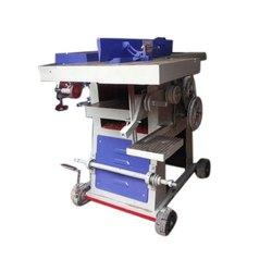 Semi Automatic Wood Cutting Machine