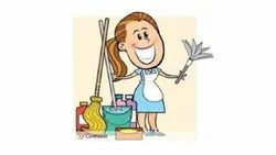 Round The Clock Housekeeping Services in Pan India