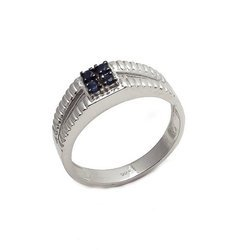 Pre Wedding Natural Blue Sapphire Beautiful Love Attractive Husband Gift Ring