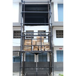 Hydraulic Material Lift