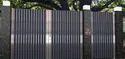 Aluminium Gate Section