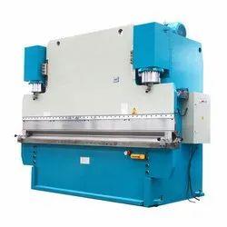 Automatic Hydraulic Sheet Bending Machine