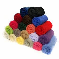 Plain Salon Cotton Towel, Rectangular