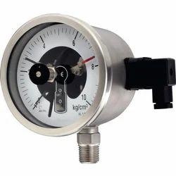 Pressure Gauge Float Switch