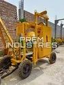 Cement Mixer Machine With Lift