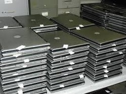 Dell Silver Laptop Whole Saler