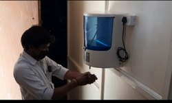 Touchless Hand Sanitizer Machine