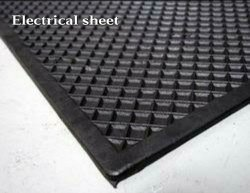 Electrical Rubber Sheet Mats