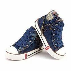 Casual Wear Kids Canvas Shoes