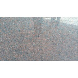 Polished Ruby Red Granite Slab, for Countertop,Flooring, Thickness: 10-15 mm