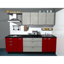 Home Modular Kitchen