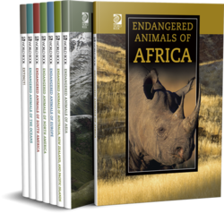 Endangered Animals of the World Books