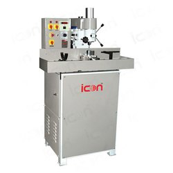 ICON Verticle Semi Automatic Key Way Milling Machine, Model Name/Number: I-150